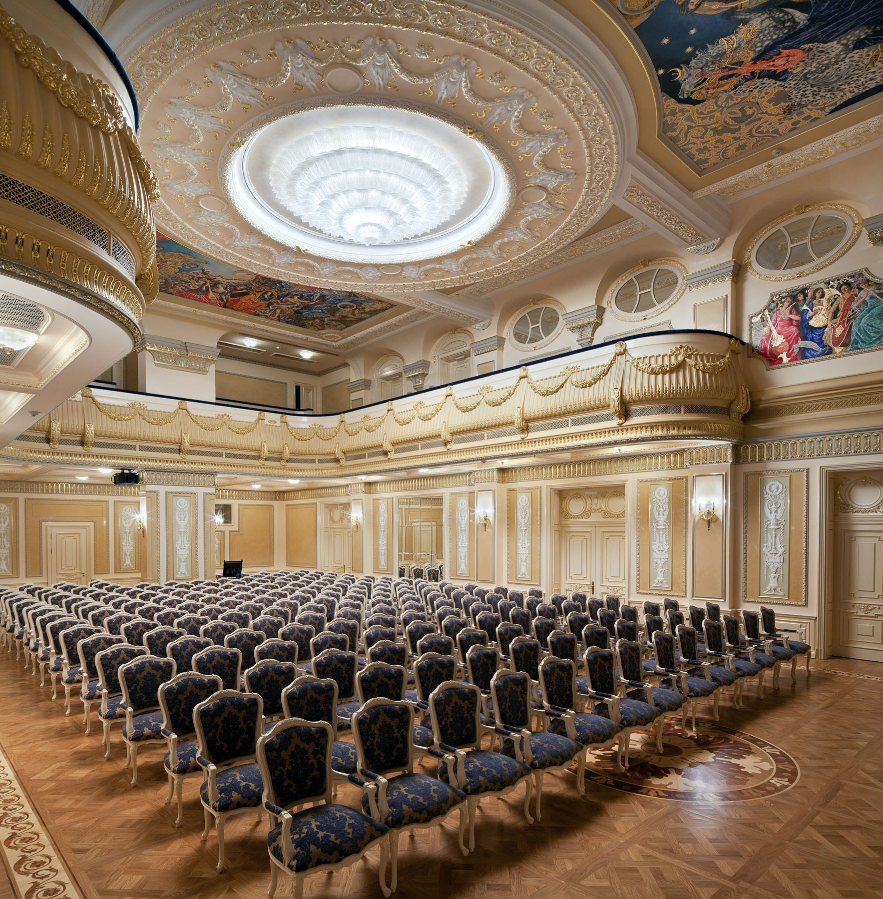 Concert Hall in the Riviera Business Centre