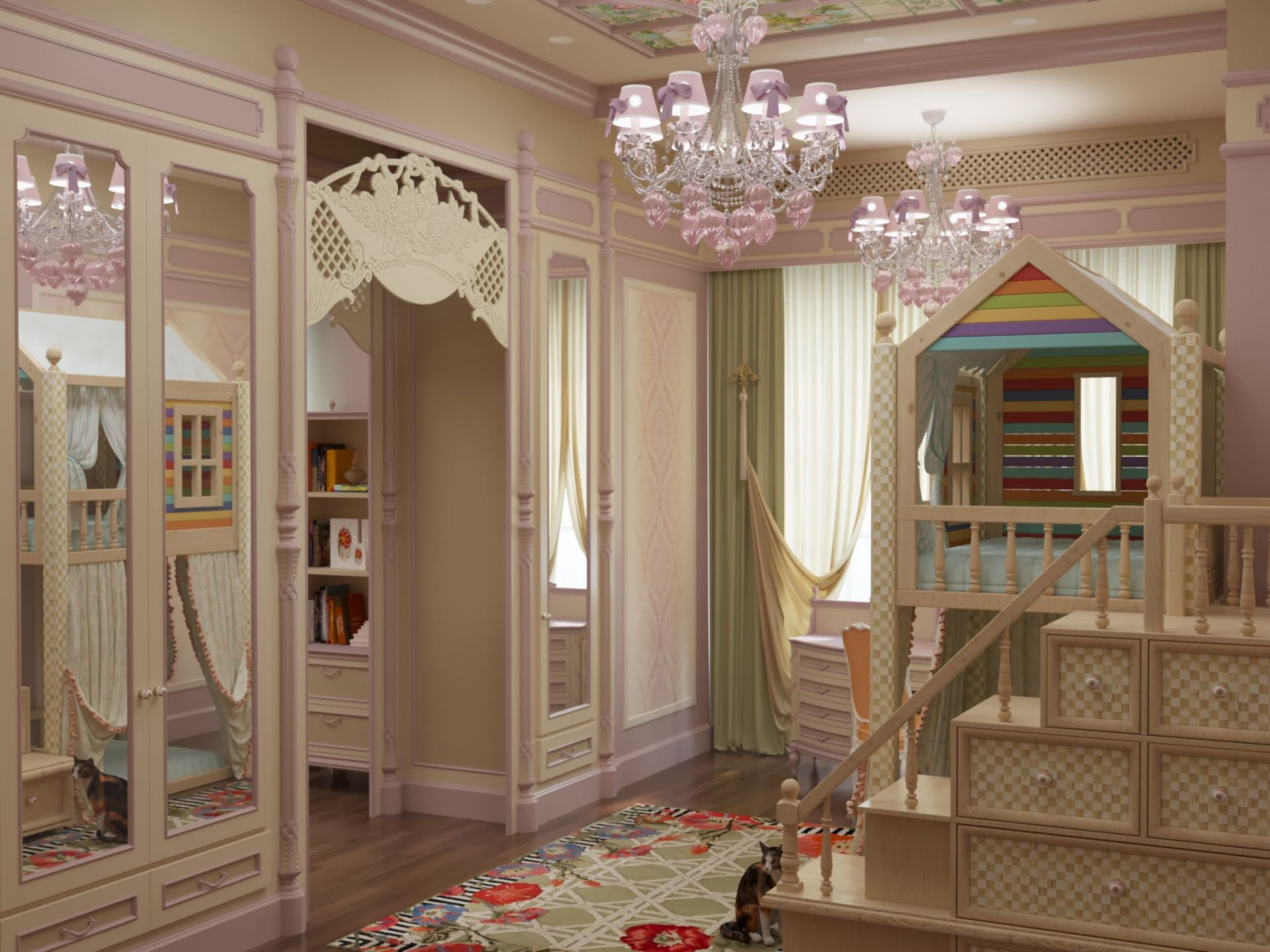 Design, Children's bedroom design